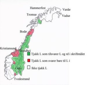 største kartet over nord røndelag